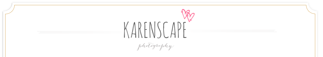Karenscape Photography logo